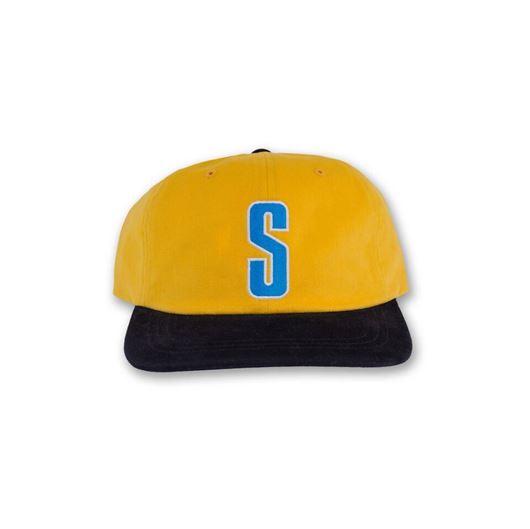 Picture of Vintage S Logo Cap Gold