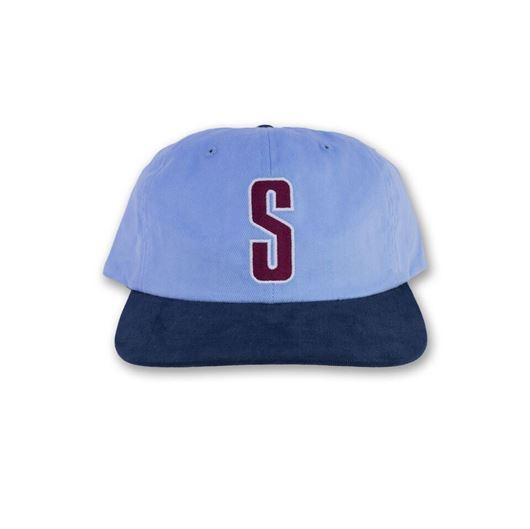 Picture of Vintage S Logo Cap Light Blue