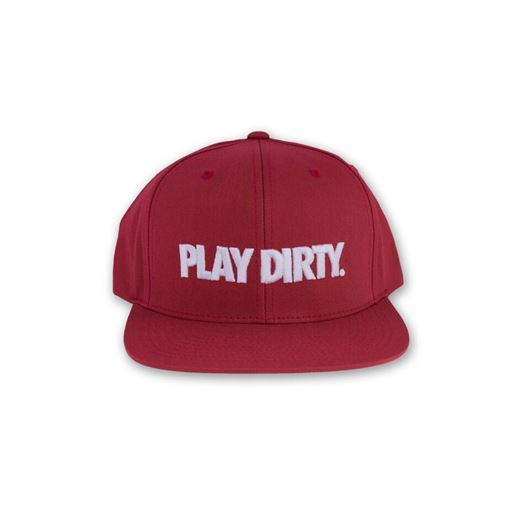 Picture of Play Dirty Cap Red