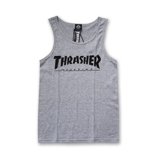 Picture of HOMETOWN TANK TOP Heather Grey
