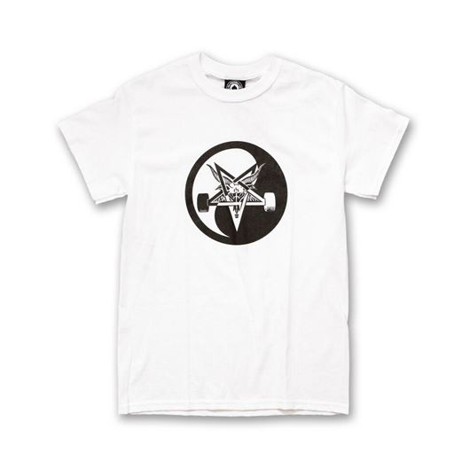 Picture of OPPOSITES S/S White