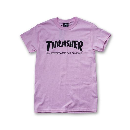 Picture of SKATE MAG S/S Pink