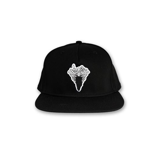 Picture of Medusa Patch Snapback Black