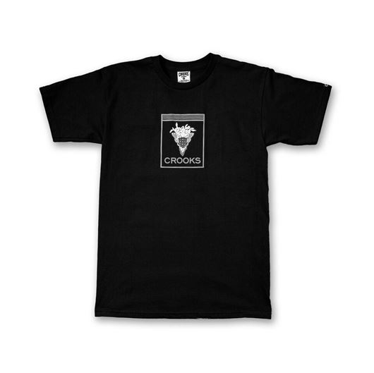 Picture of Slanging Tee Black