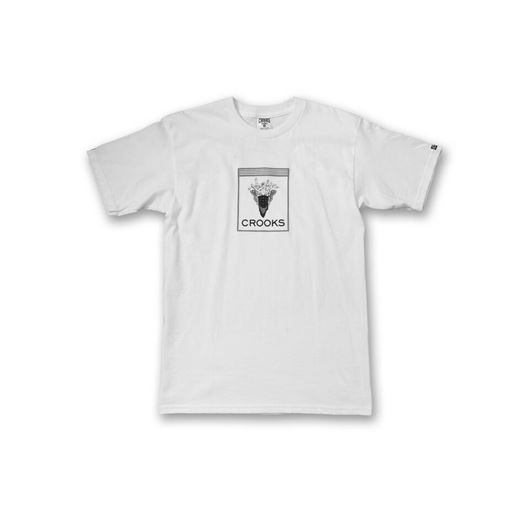 Picture of Slanging Tee White