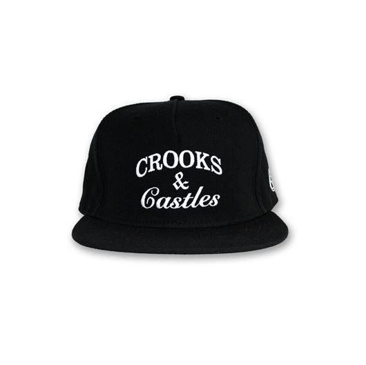 Picture of Timeless Snapback Black