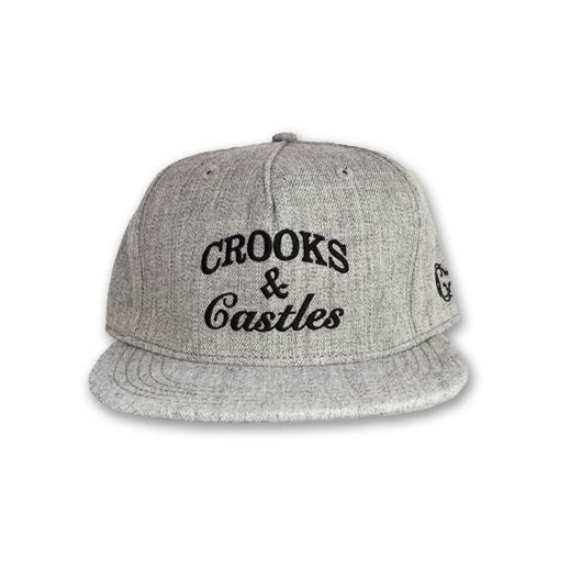 Picture of Timeless Snapback Speckle Grey