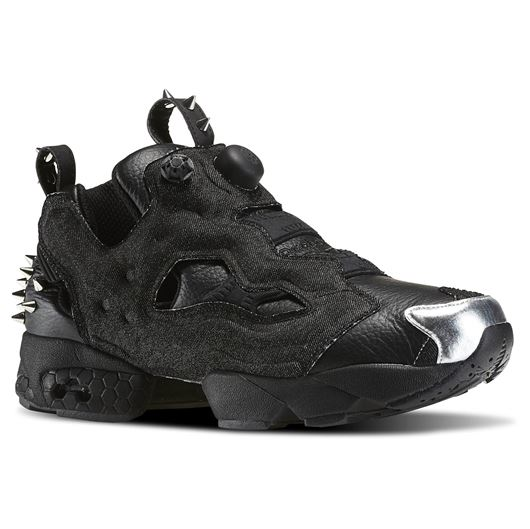 Picture of Instapump Fury OG Halloween Black/Silver Metal