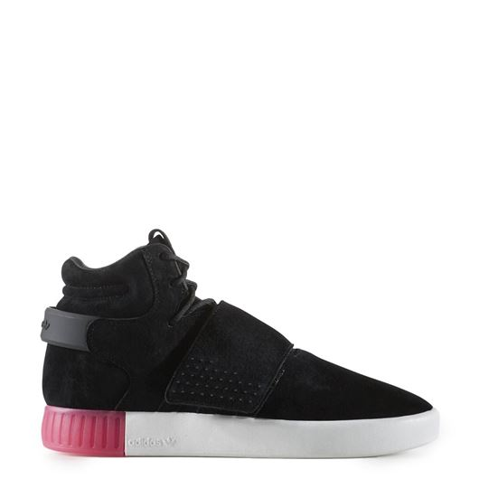 Picture of Tubular Strap W Black/Shock Pink