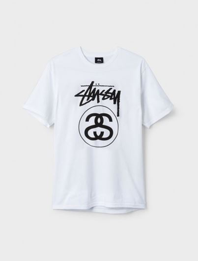 Picture of Stock Link Tee White