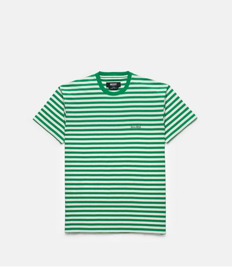 Picture of YMD Striped Tee Green