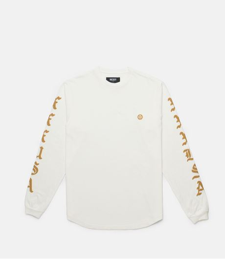 Picture of XXX USA L/S Tee Off White