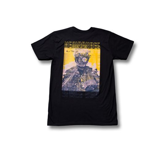 Picture of Space Vibes Tee Black