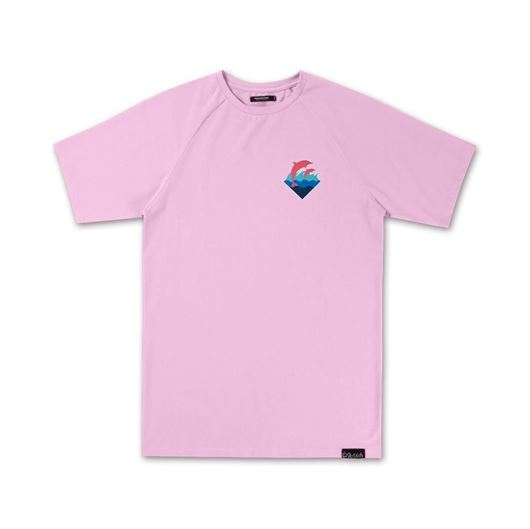 Picture of OG WAVES TEE Pink
