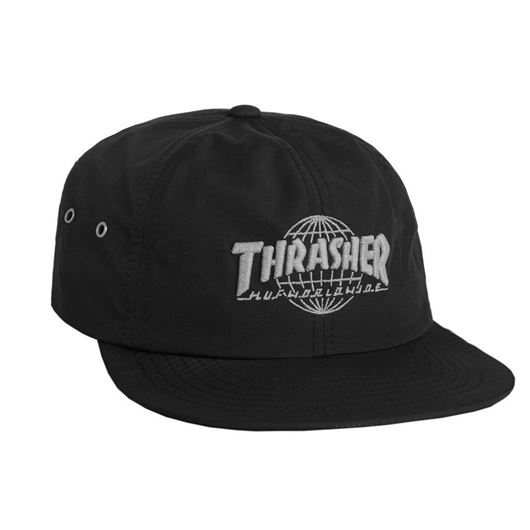 Picture of Thrasher TDS 6 Panel Black