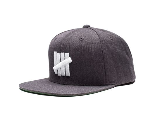 Picture of 5 Strike Ho16 Cap Charcoal