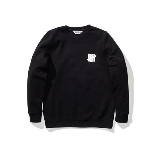 Picture of Chest Strike Crew Black