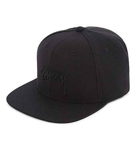 Picture of Stock Ho16 Cap Black