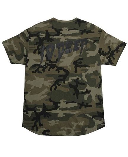 Picture of Sound/Fury Tee Fade Woodland