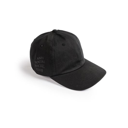 Picture of Weird Cap Triple Black