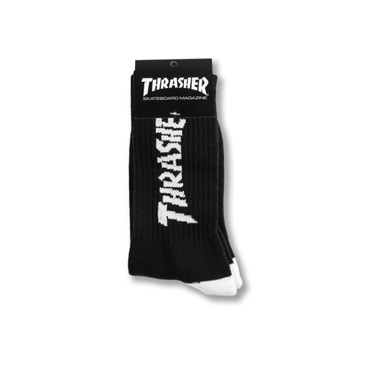 Picture of HOMETOWN SOCKS Black