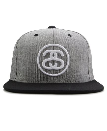 Picture of SS-Link Ho16 Cap Grey Heather