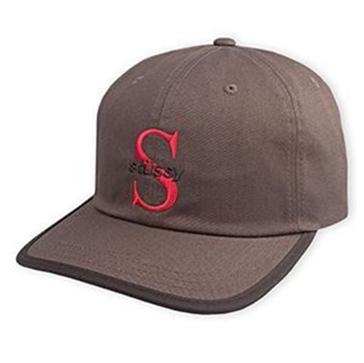 Picture of S Times Logo Cap Black