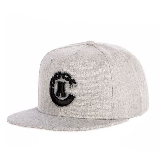 Picture of Hybrid C snapback Speckle Grey