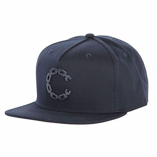 Picture of Thuxury Chain C Snapback Black