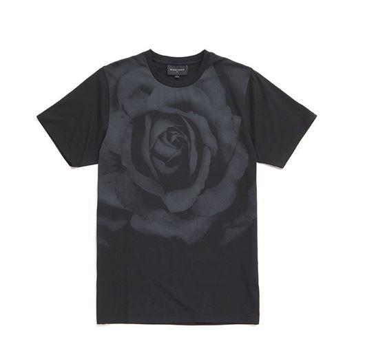 Picture of ROSE TEE Black