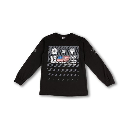 Picture of Cuban Linx L/S Tee Black