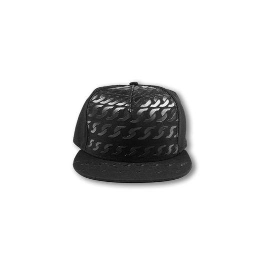 Picture of Multi Chain Snapback Black