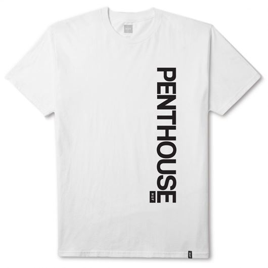 Picture of Penthouse Rose Tee White