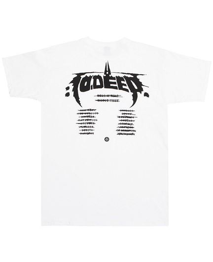 Picture of ROADIE TOUR TEE White