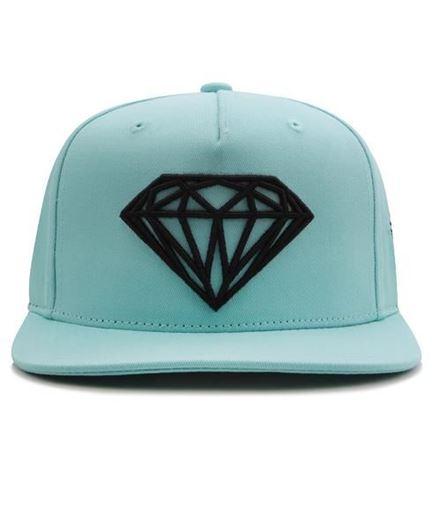 Picture of Brilliant Snapback Diamond Blue