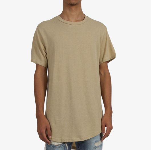 Picture of PK Scallop Tee Sand