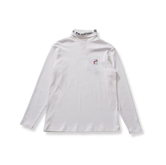 Picture of EXPEDITION Turtle Neck White