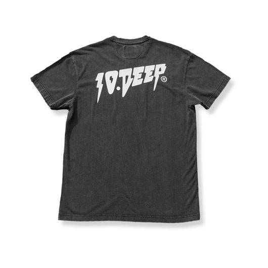 Picture of SOUND AND FURY Tee Black