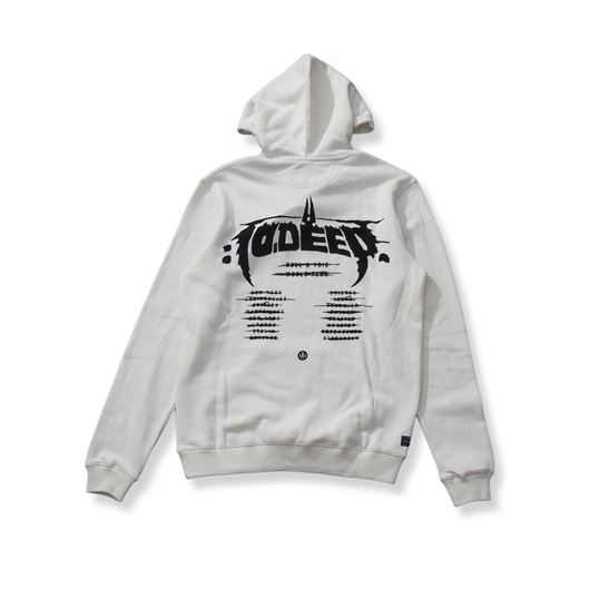 Picture of TOUR STAFF Hoody White