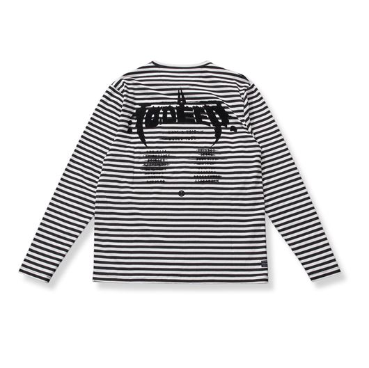 Picture of NULL AND VOID L/S Tee Off White