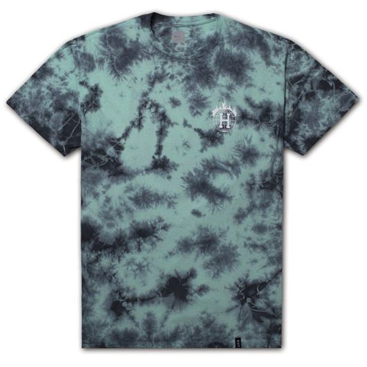 Picture of Thrasher tds crystal wash tee Mint