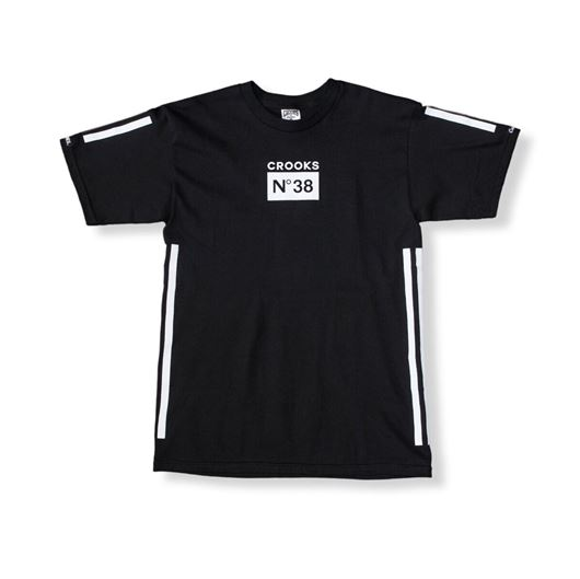 Picture of Prime No 38 Tee Black