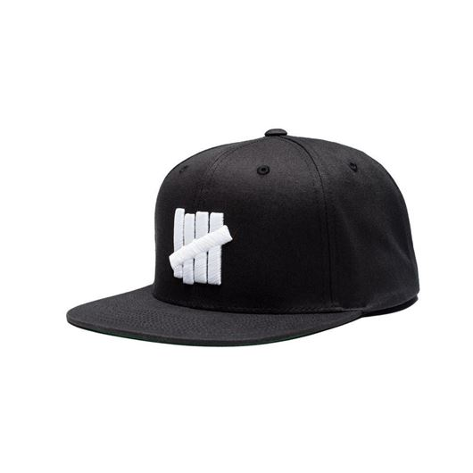 Picture of 5 Strike snapback ballcap Black