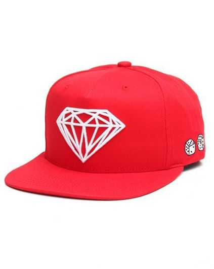 Picture of Brilliant snapback Red