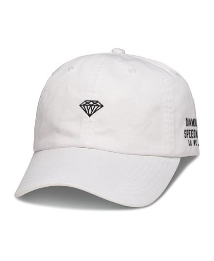 Picture of Micro brilliant sports hat White