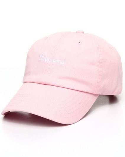 Picture of Champagne sports hat Pink