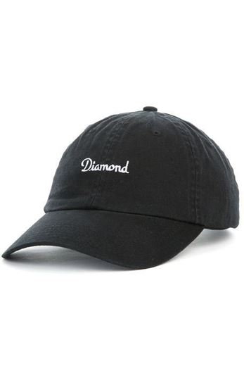 Picture of Champagne sports hat Black