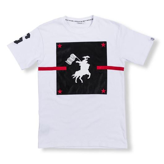Picture of Knight Tee White