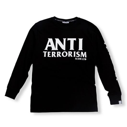 Picture of Anti Terrorism L/S Tee Black