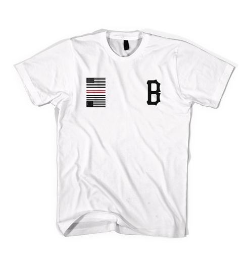 Picture of REBELLIOUS T-SHIRT White